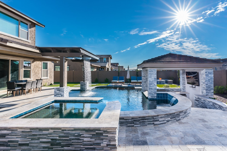 #3 Pool Contractor in America - Cody Pools - Presidential Pools